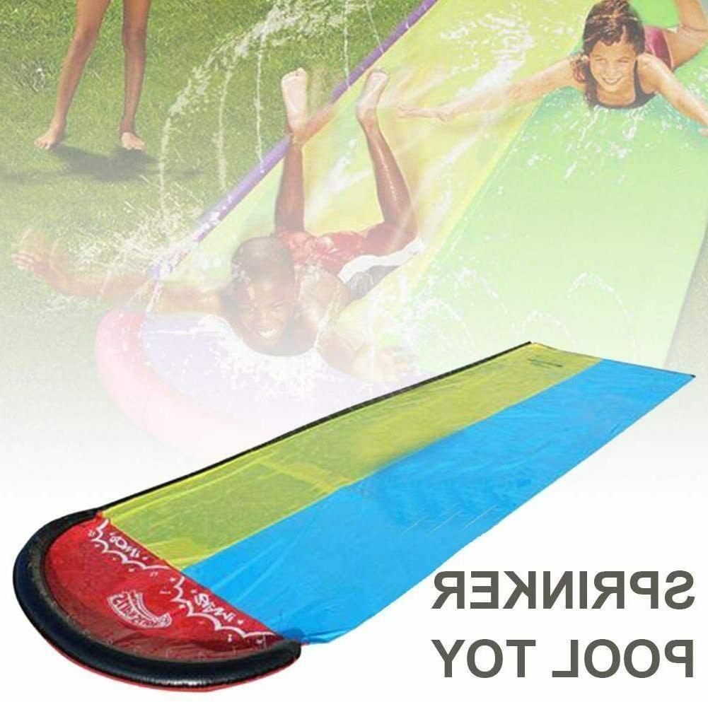 N/Y 19Ft Slide Inflatable Lawn Water Slip