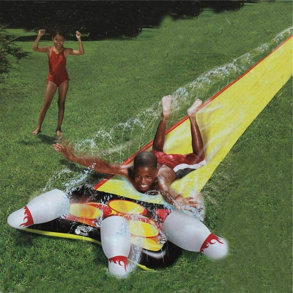 Slide Inflatable For Children's, Lawn Slip