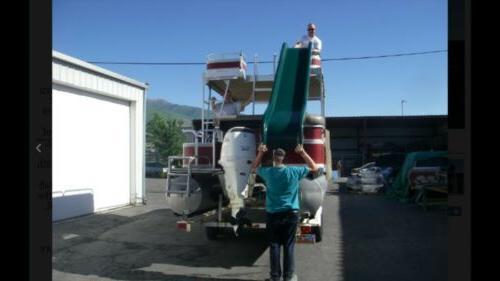 NEW 10ft slide Works boat slide