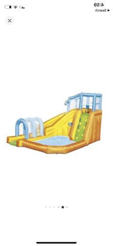NEW H2OGO! Summer Mega Water Park Hurricane Tunnel Water Inflatable