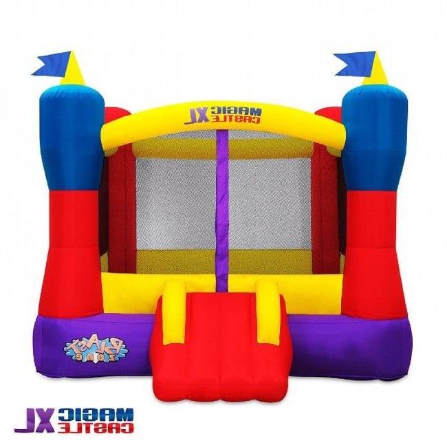 New Bounce Magic Castle Bounce House XL