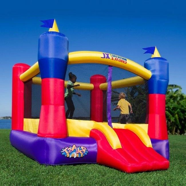 new inflatable bounce house magic castle bounce