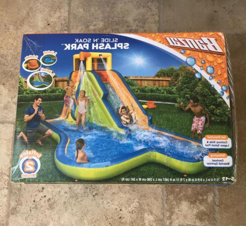 NEW MODEL N Park Inflatable Center