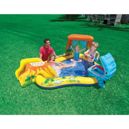 NEW Outdoor Theme Inflatable Slide