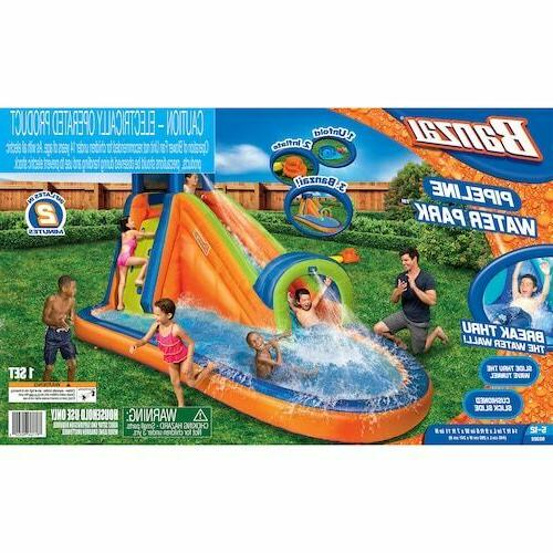 new pipeline water park