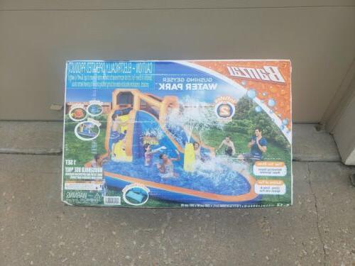 **NEW Banzai Gushing Park Slide Pool