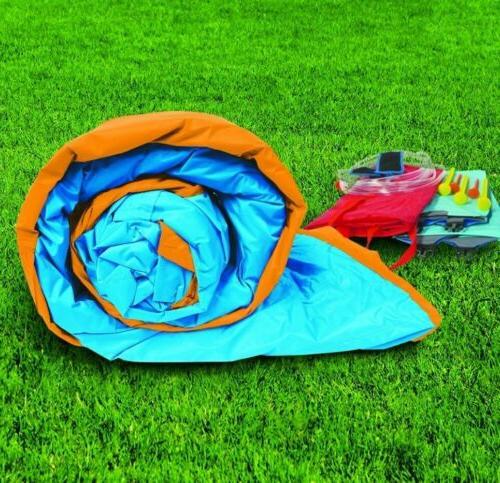 **NEW SHIPS Banzai Gushing Inflatable Water Park Pool
