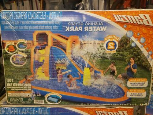 new ships asap gushing geyser inflatable water