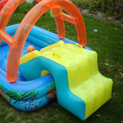 New Water Children Slides Inflatables For Kids