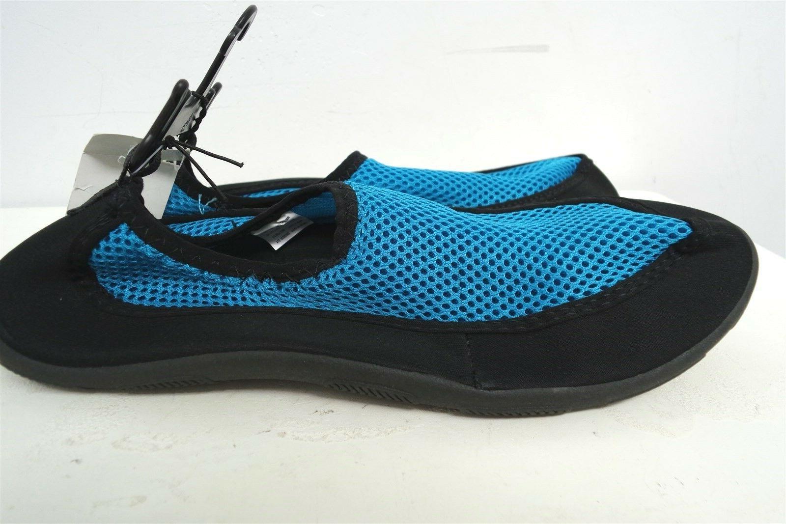 new women s aqua sock blue basic