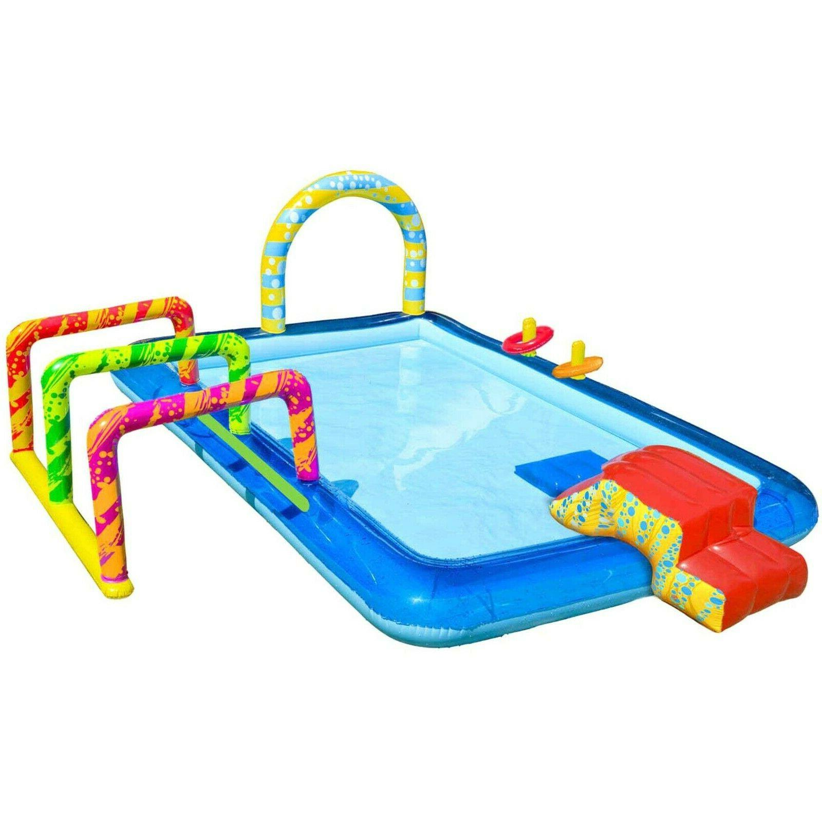 Banzai Obstacle Activity Pool