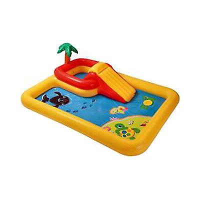 Intex Play Slide Games Kids 57453EPIntex Center Kiddie Pool
