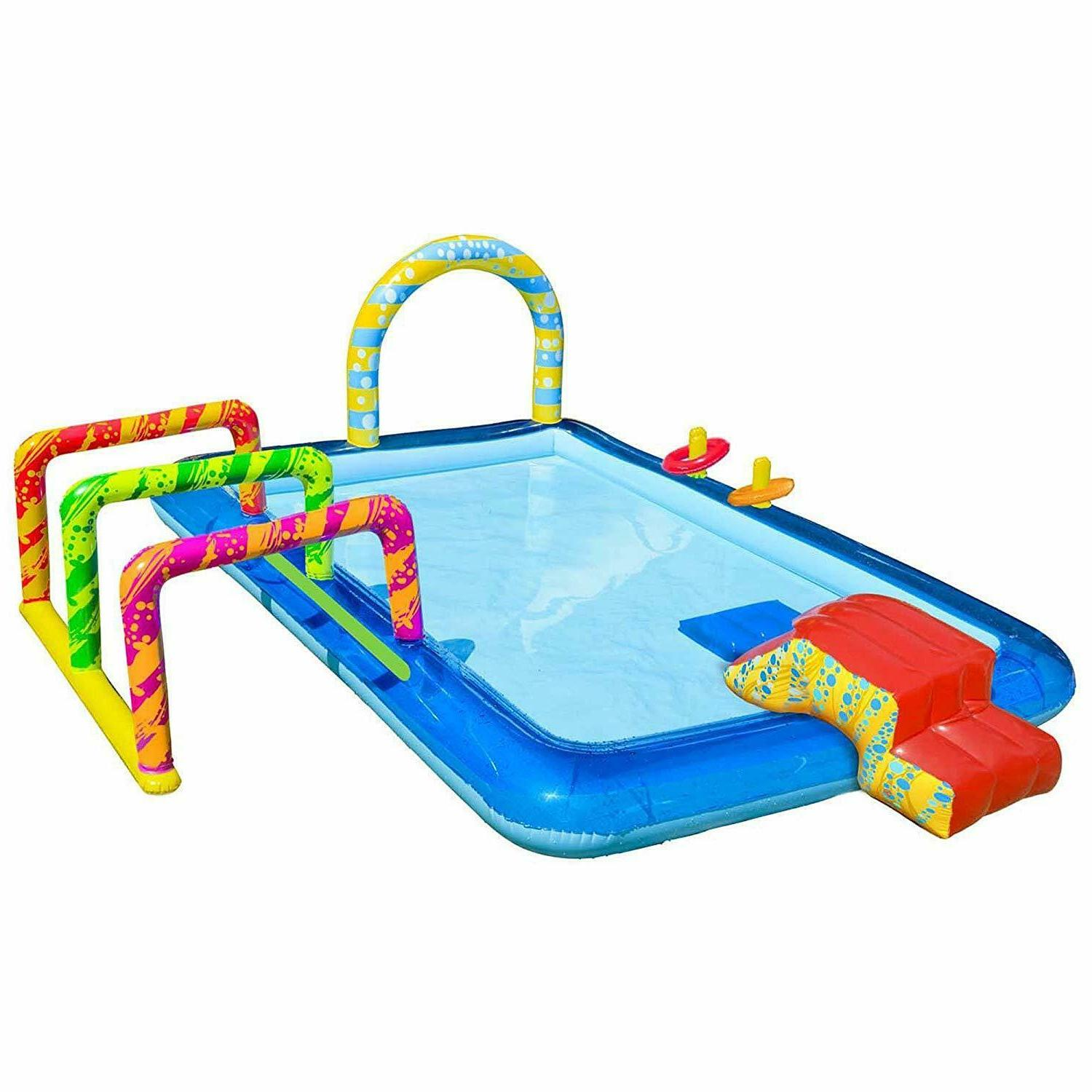 outdoor summer fun for kids party water
