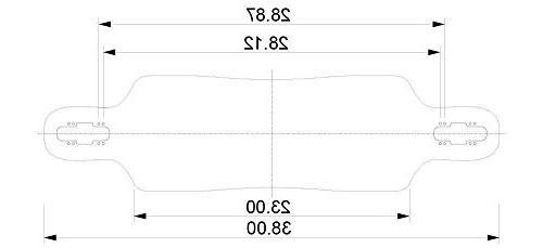 DB Longboards Drop Through Deck Longboard