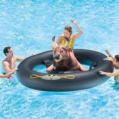 Intex PBR Inflatabull Giant Inflatable Swimming Lake Fun