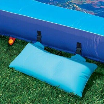 Banzai Plummet Inflatable Backyard Slide and