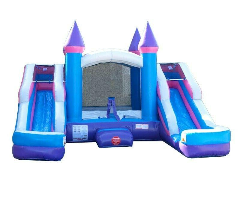 Graduation Party Pack - Premium Inflatable Bounce House W/ W