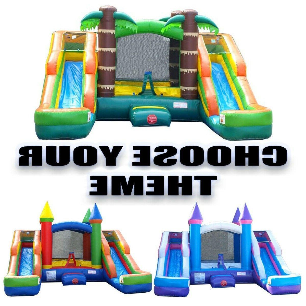 pogo kids premium inflatable bounce house