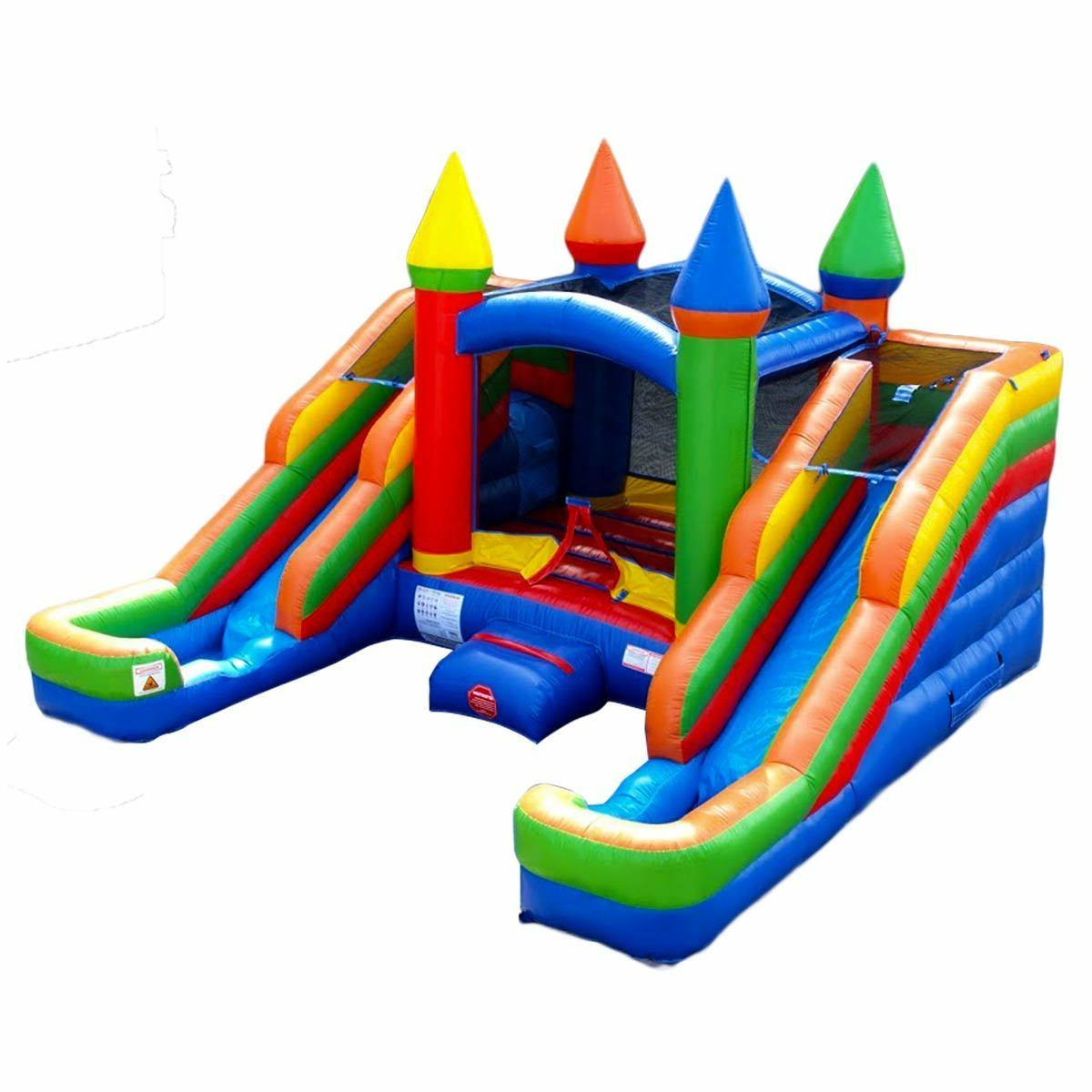 - Inflatable Bounce House Slides