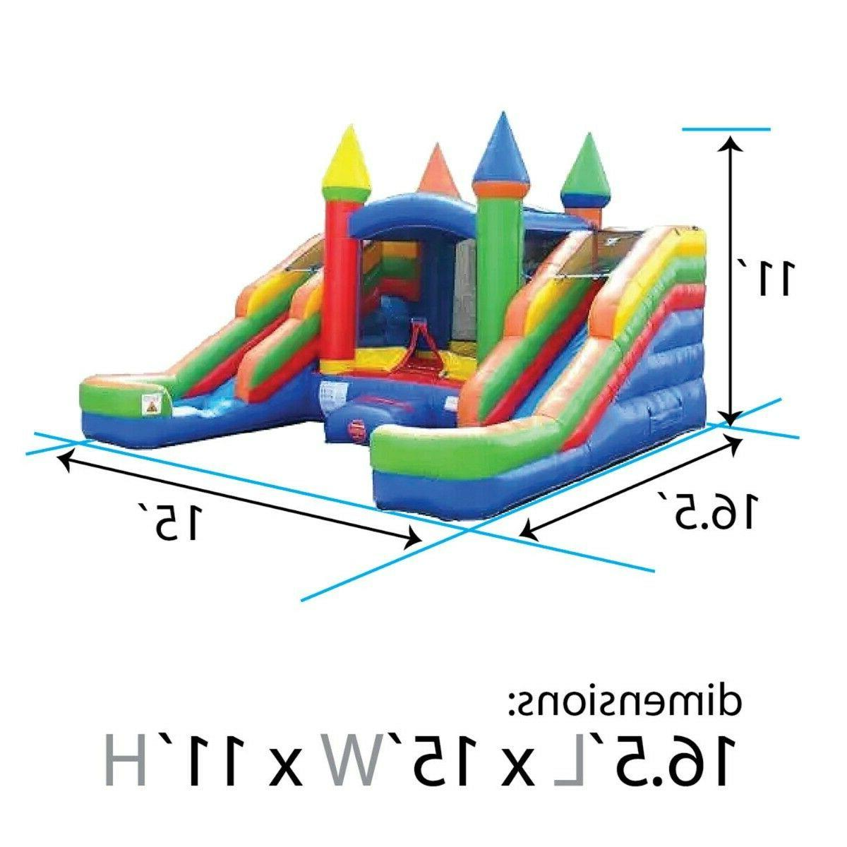 Pogo - Premium Inflatable Bounce House With &