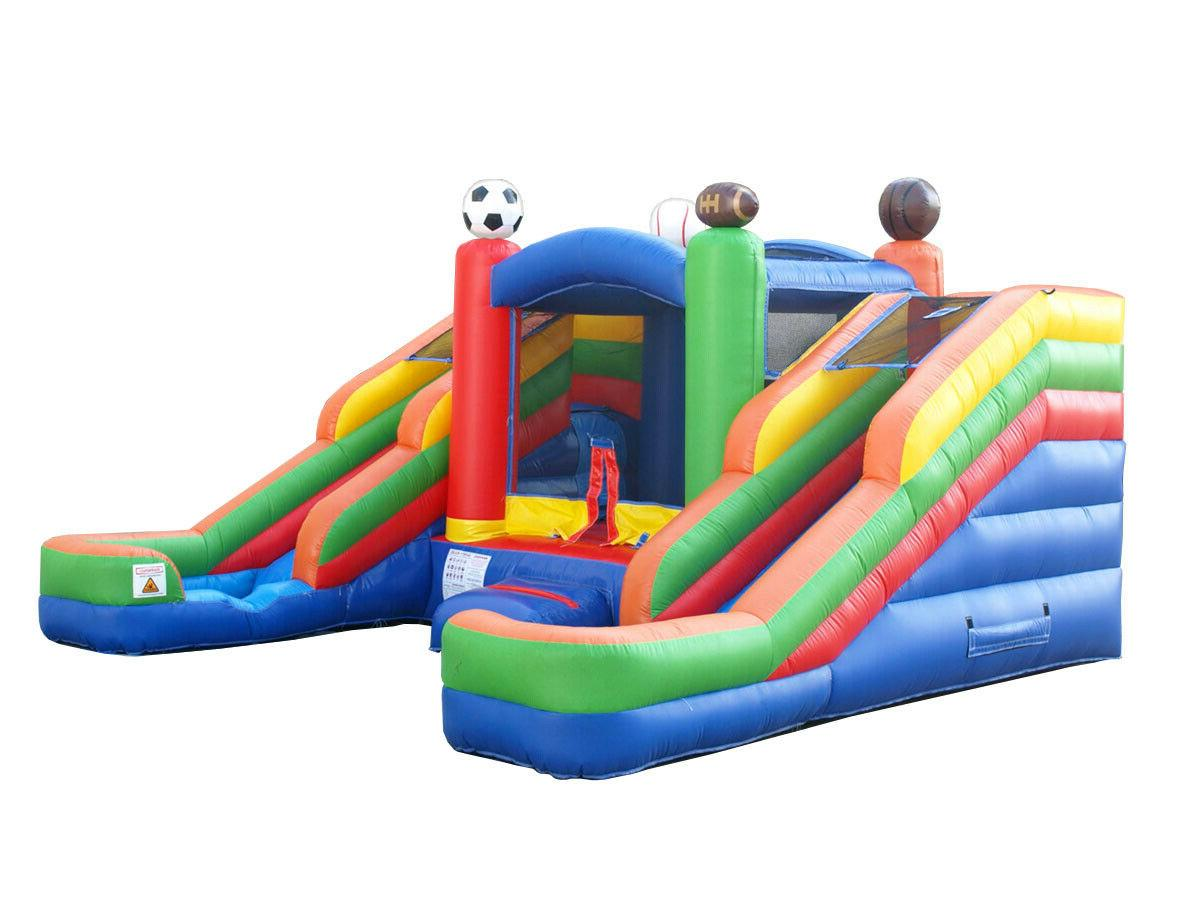 Pogo - Inflatable Bounce &