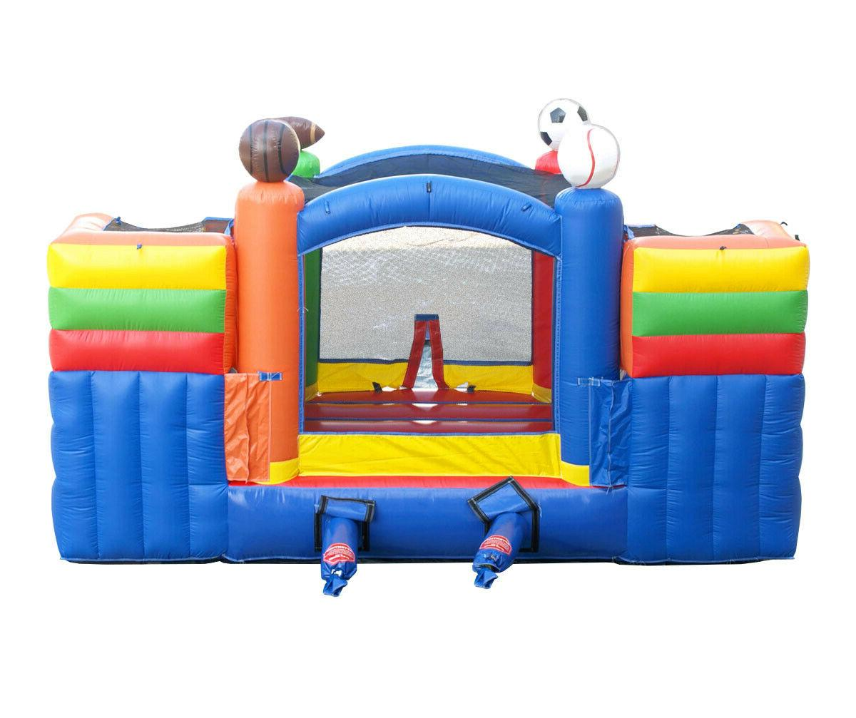 Pogo - Premium Bounce House With Water & Blower