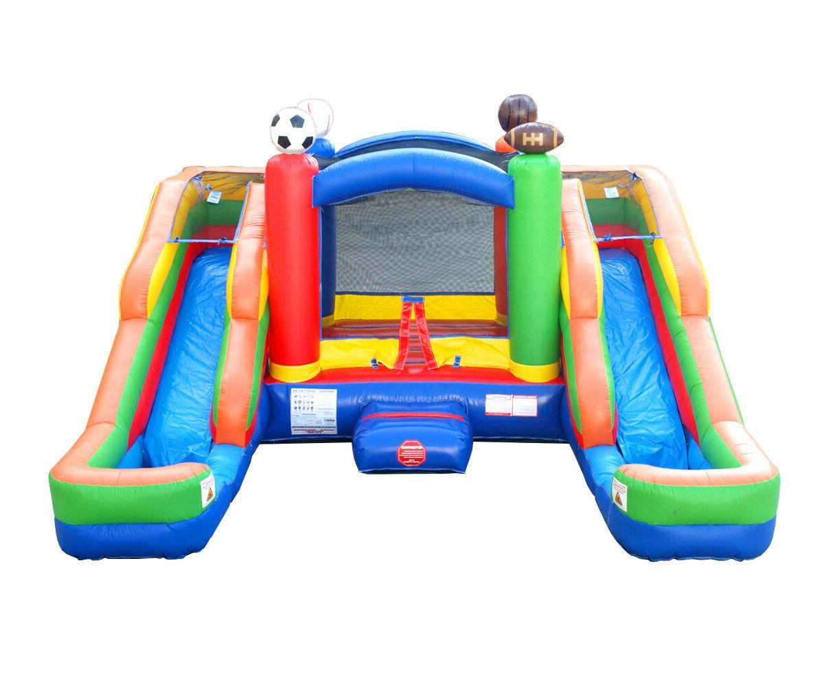 pogo kids sports premium inflatable bounce house