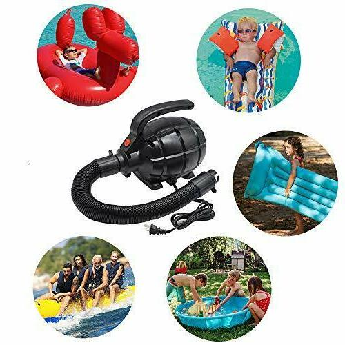 Portable 550W Pump For Inflatable Pool &