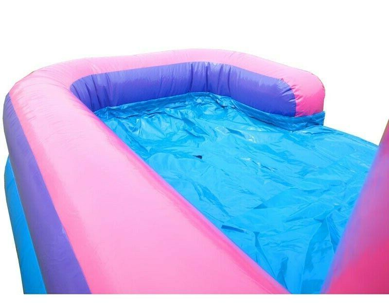 Princess Inflatable Big Water Combo With