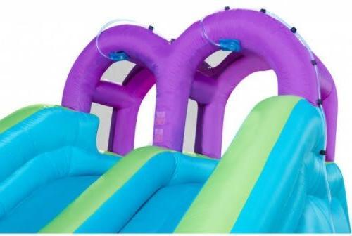 Little Slides Waterslide Outdoor Water Activity Fun Family