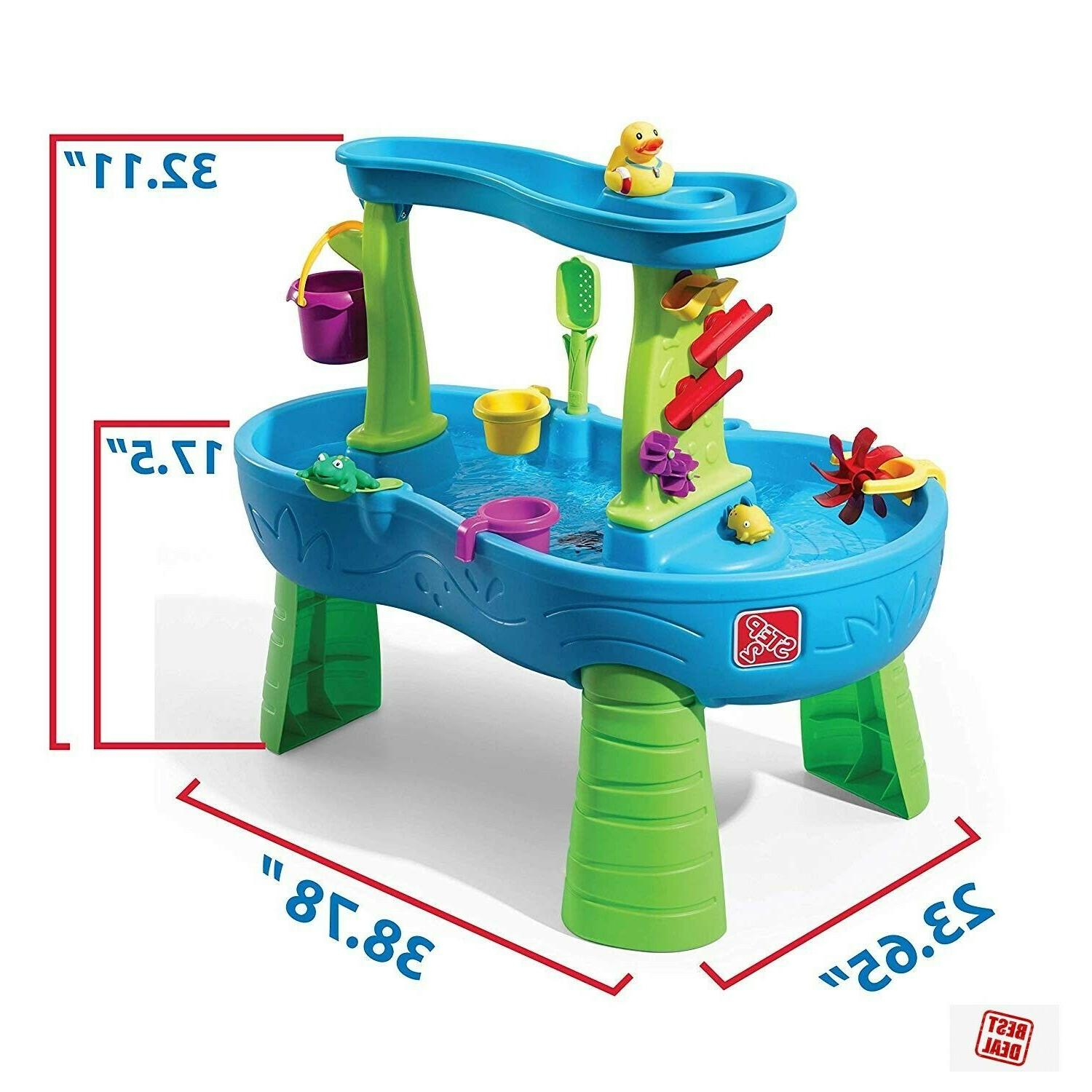 Step2 Rain Pond For Kids Accessory Set