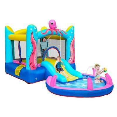 Safety Water Inflatable Bounce Jumping Blower