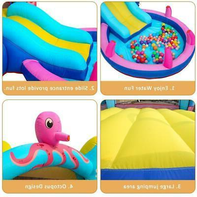 Safety Slide Inflatable Bounce Jumping