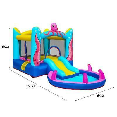 Safety Water Inflatable Jumping Castle