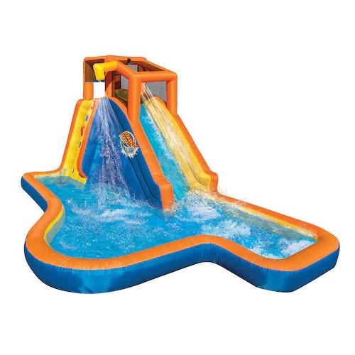 Banzai Slide Splash Park Constant Water