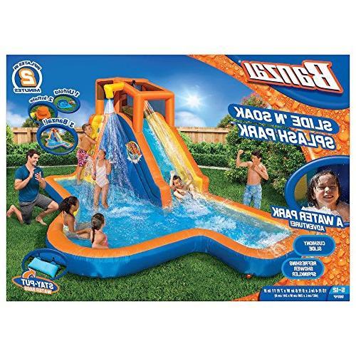 slide n soak splash park