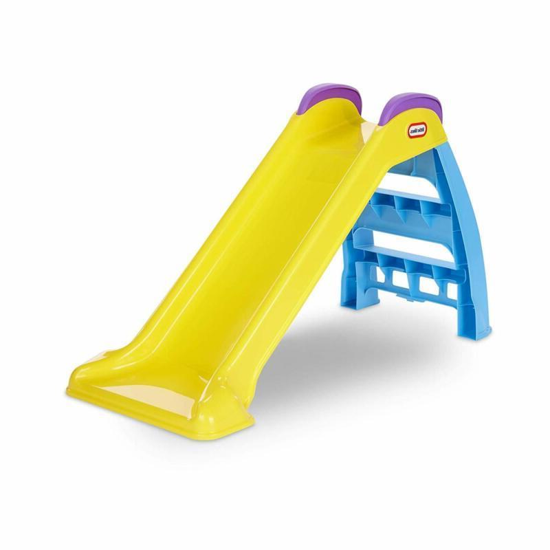 Slide With Slip Mat Wet Vinyl Slides Kids Toddler Play