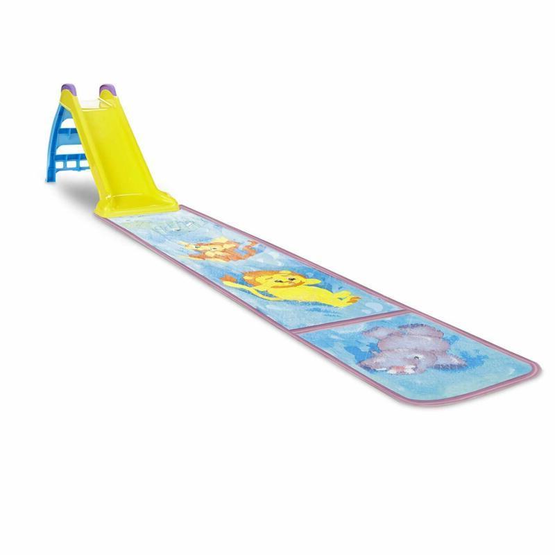 slide with slip mat wet dry 10