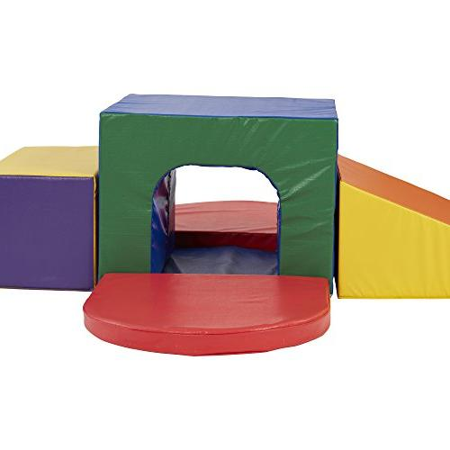 ECR4Kids SoftZone Tunnel Maze Play
