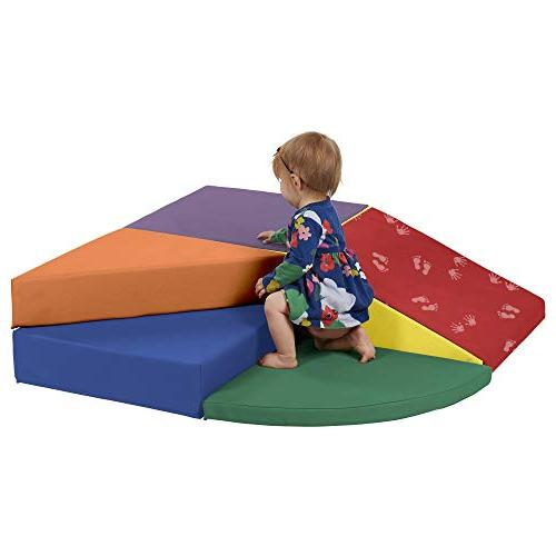 ECR4Kids Foam Indoor Active Structure for Toddlers - Foam Set, Primary
