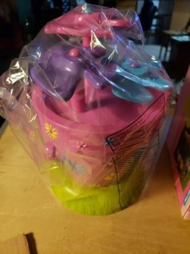 Barbie Sprinkler. New unopened box. & Spray