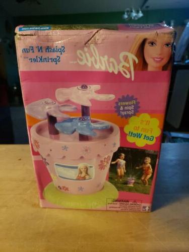 splash n fun sprinkler brand new in