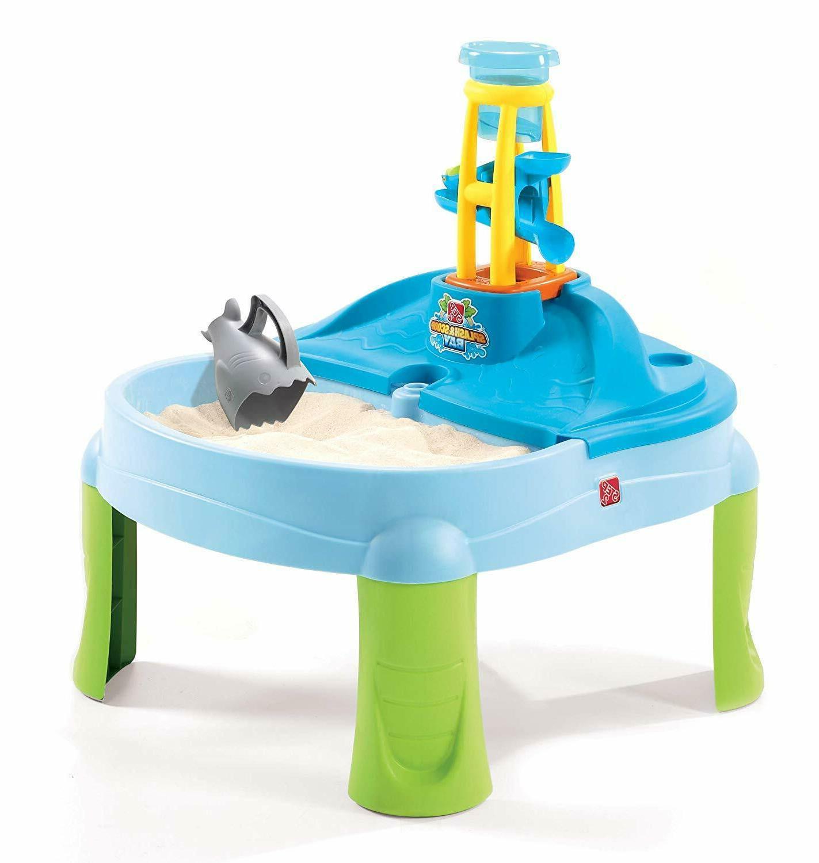 splash n scoop bay sand and water