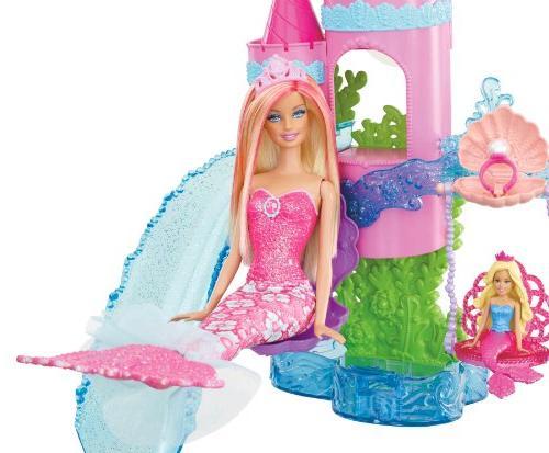 Barbie Splash Slide Bath