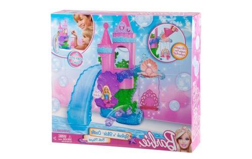 Barbie Splash and Bath Playset