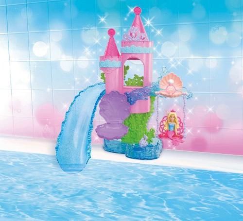Barbie and Slide Bath