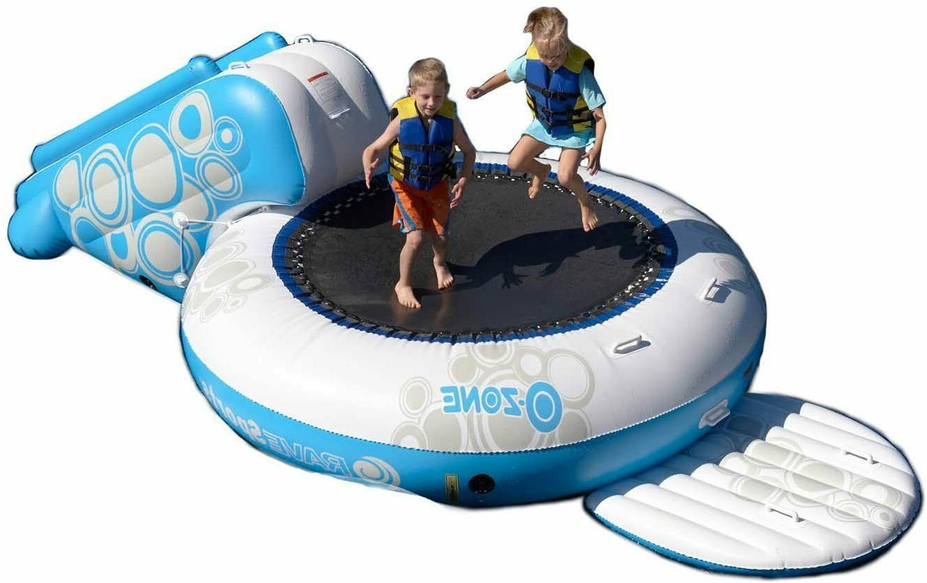 sports o zone plus water bouncer w