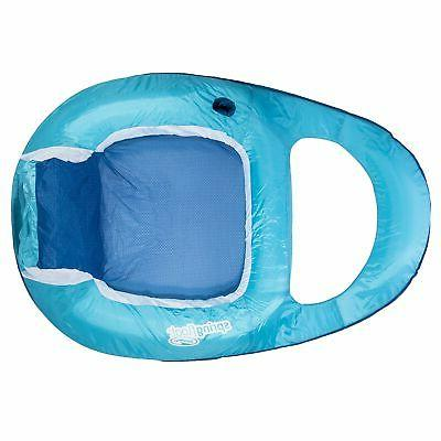 SwimWays Recliner - Lounger Light Blue/Dark