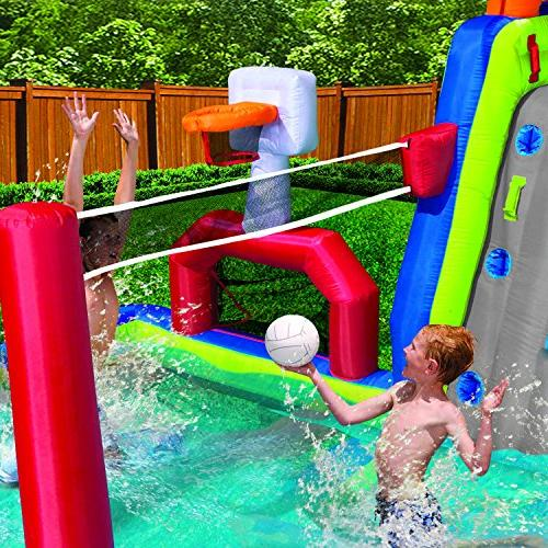 BANZAI Sports Inflatable Water