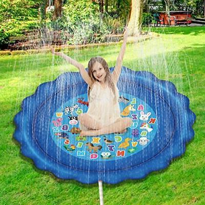 "JOYIN Sprinkler & Splash Play for 68"" Outdoor Toys"